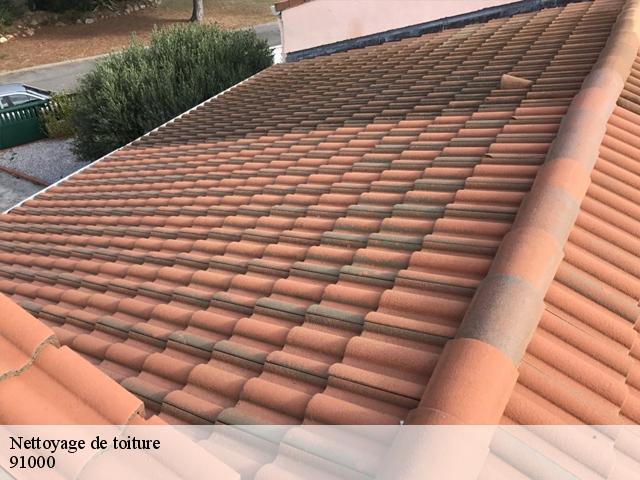 Nettoyage de toiture à Evry 91000 tél :01.85.53.42.03